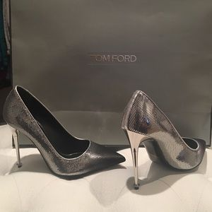 Tom Ford Ombre Pumps Size 8